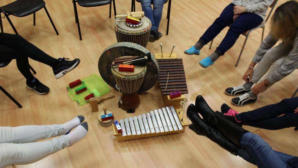 La improvisación en musicoterapia